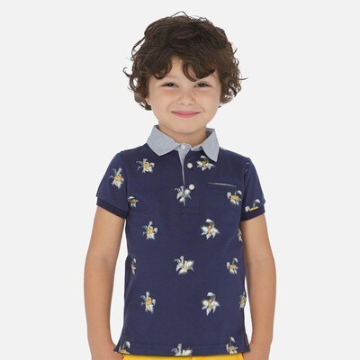 Tigers Polo Shirt 3146-8