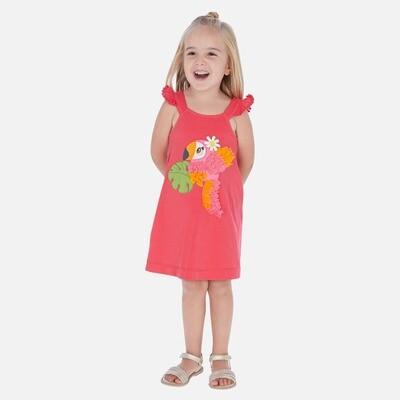 Toucan Dress 3962 8