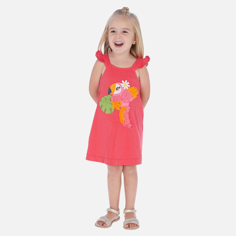 Toucan Dress 3962 7