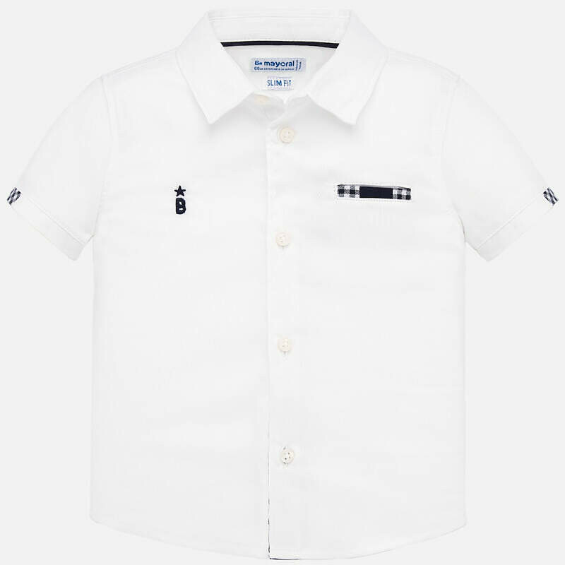 White Dress Shirt 1157 6m