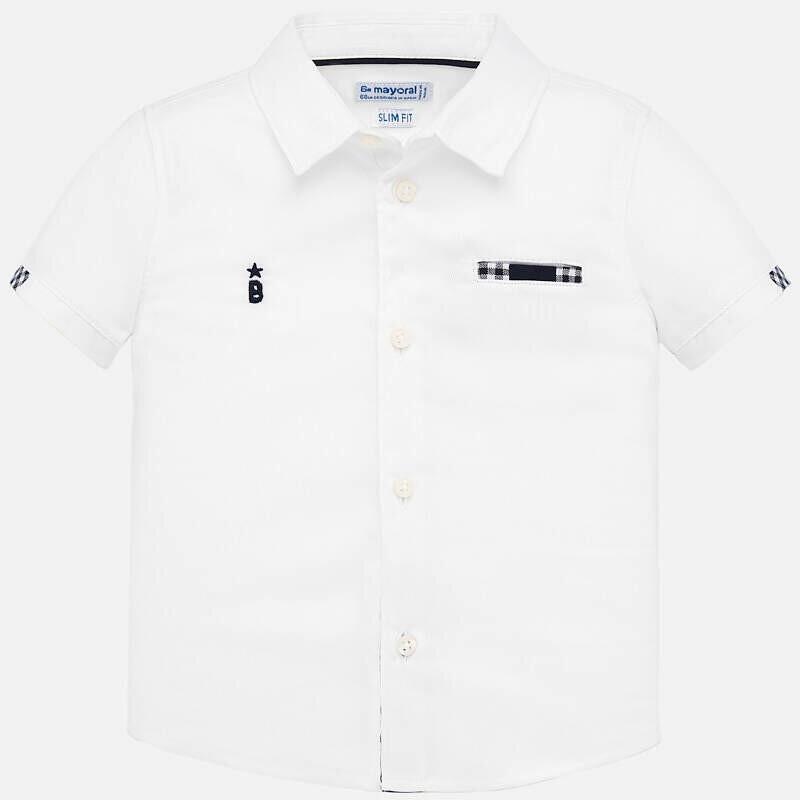 White Dress Shirt 1157 9m