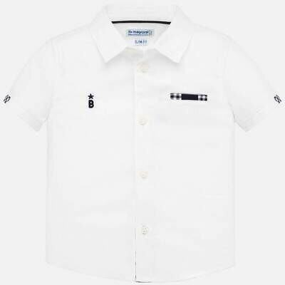 White Dress Shirt 1157 9m