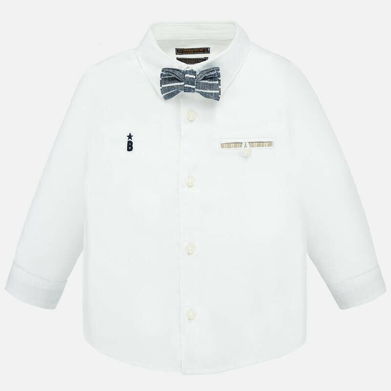 Shirt & Tie Set 1162 6m