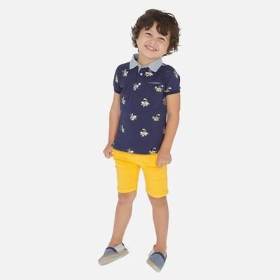 Orange Shorts 3250 4