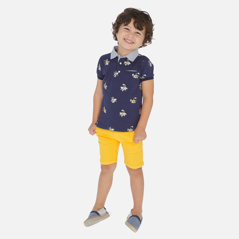 Orange Shorts 3250 7