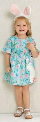 Bunny Dress 4T