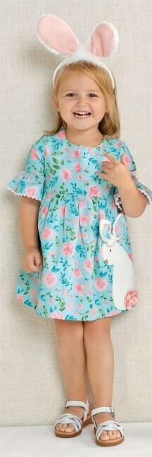 Bunny Dress 5T