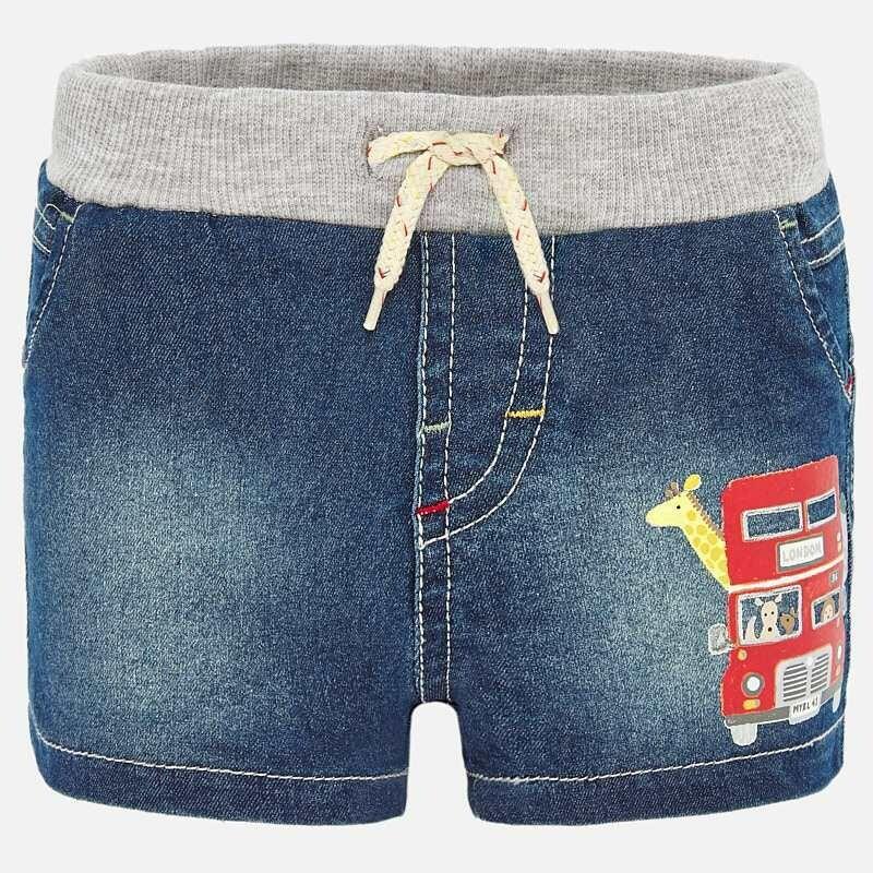 Denim Shorts 1265 12m