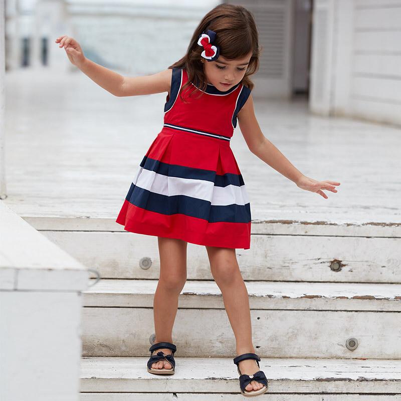 Striped Dress 3939 6