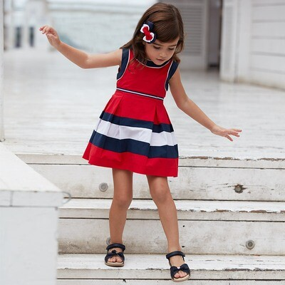 Striped Dress 3939 4