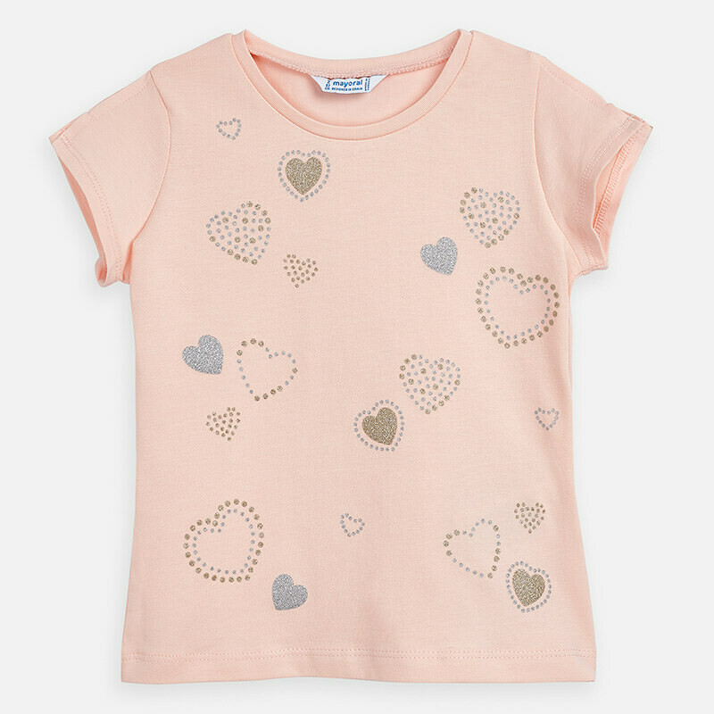 Melon Hearts Shirt 3012 4