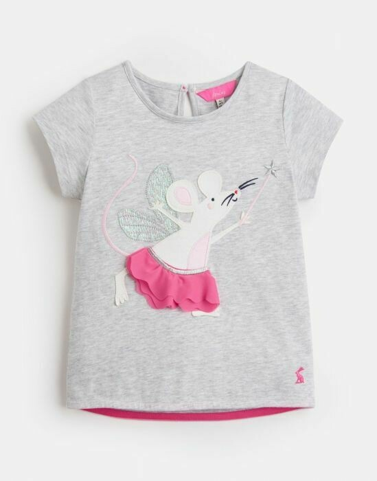 Maggie Mouse Shirt 2y