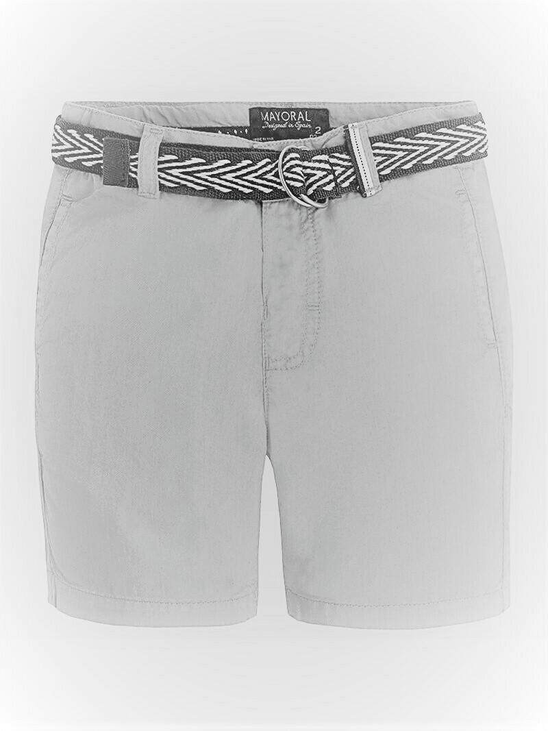 White Shorts 3201-8