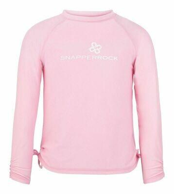 Ballet Pink LS Rash Top - 6