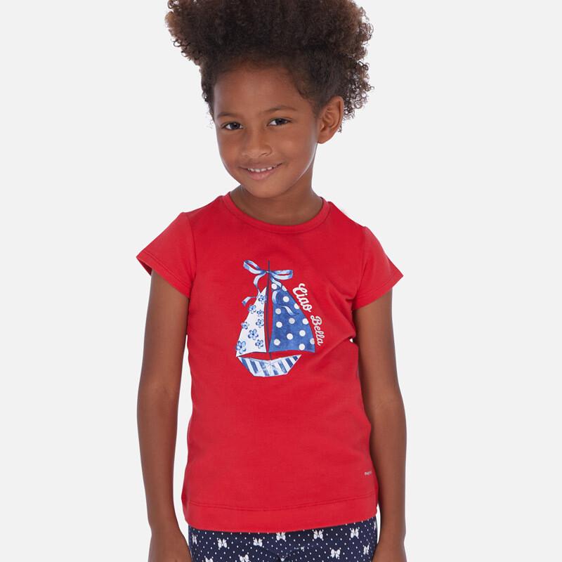 Sailboat T-Shirt 3017 3