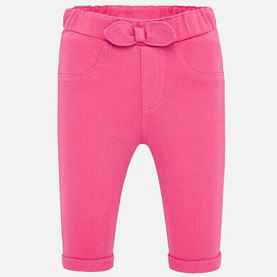 Pink Jean Jeggings 1784 4/6m