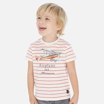 Airplane T-Shirt 3064 2