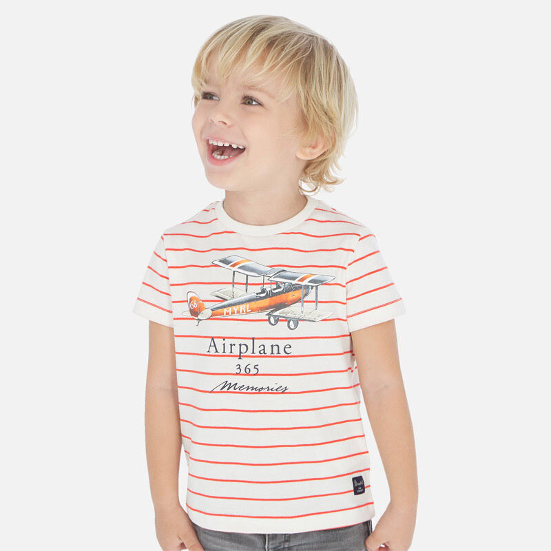 Airplane T-Shirt 3064 4
