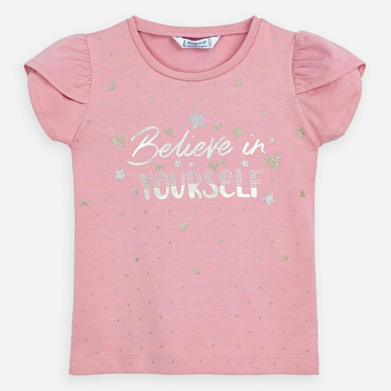 Pink Stars Shirt 3009 3