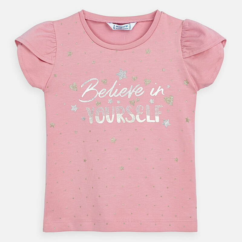 Pink Stars Shirt 3009 8