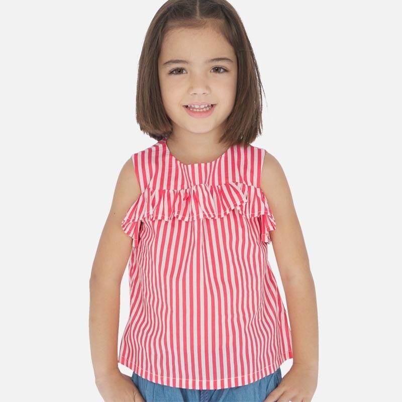 Striped Blouse 3186 3