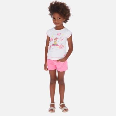 Bubblegum Shorts 3284 8