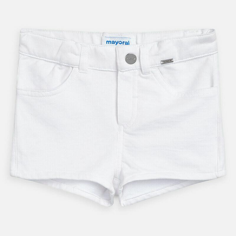 White Shorts 3284 7