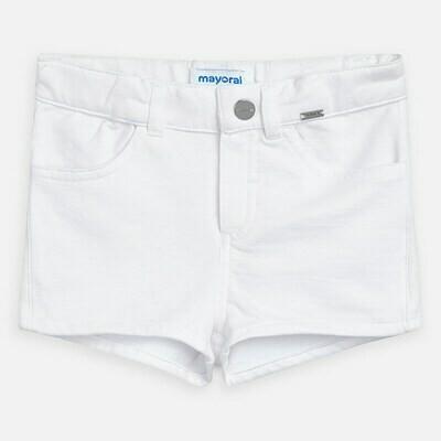 White Shorts 3284 8