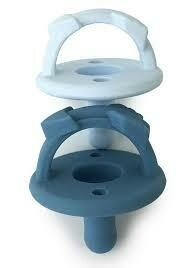 Sweetie Soother Blue Arrow Pacifiers
