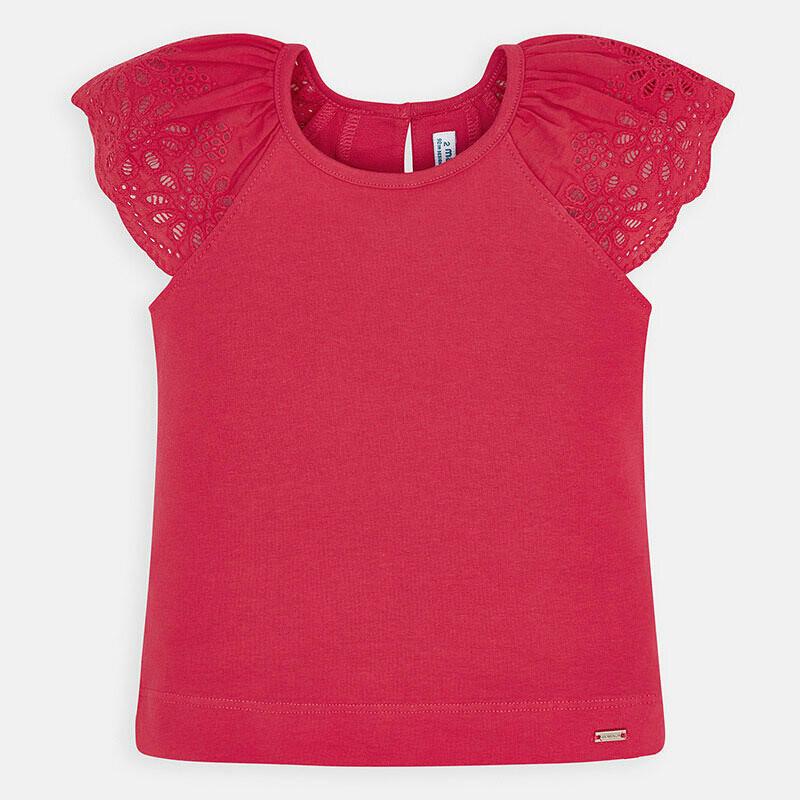 Melon Lace T-Shirt 3023 8