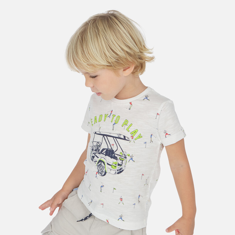 Ready to Play T-Shirt 3062-6