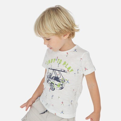 Ready to Play T-Shirt 3062-5
