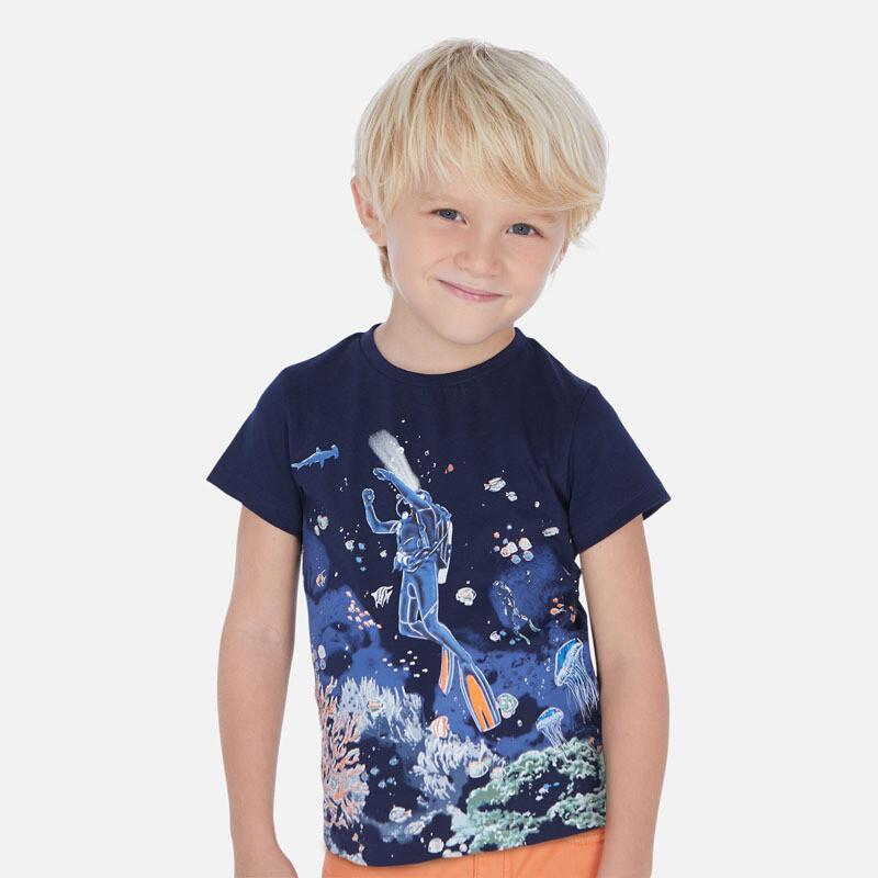 Glow in Dark Shirt 3069-6