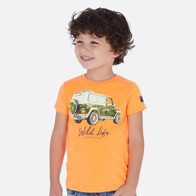 Wild Life T-Shirt 3071-5