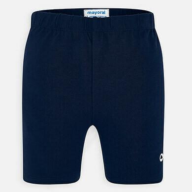 Navy Biker Shorts 3272 6