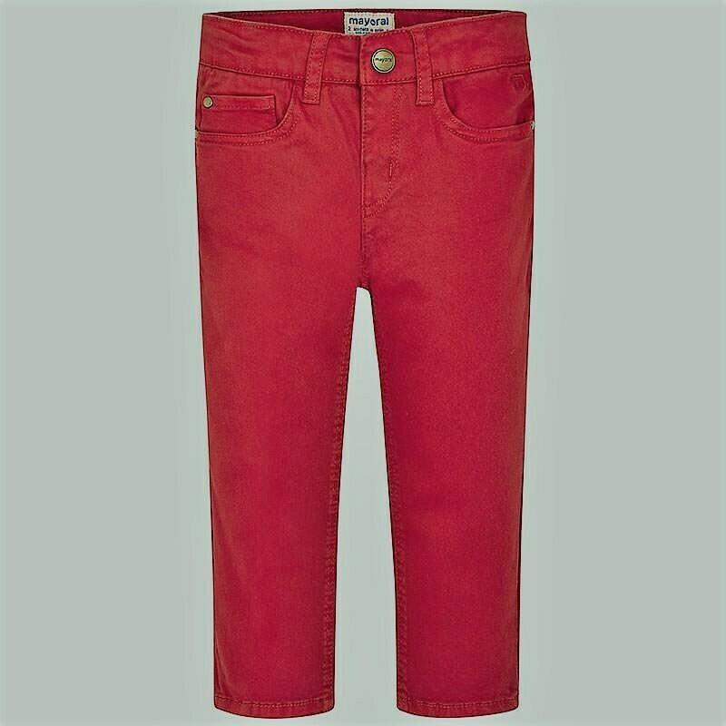 Twill Pants 41D-6