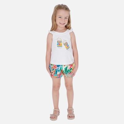 Tropical Shorts Set 3290 3