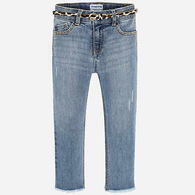 Bleached Jeans 3542 7