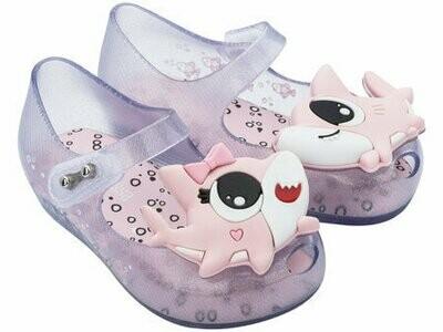 Ultragirl Shark, Glitter Pink