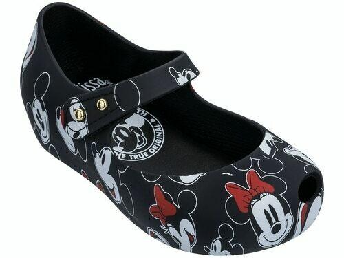 Ultragirl, Mickey & Minnie - Black