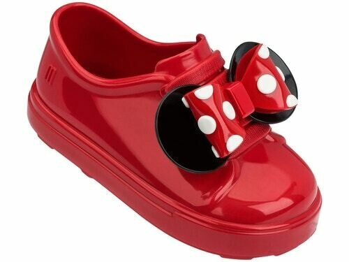 Mini Be + Minnie, Red