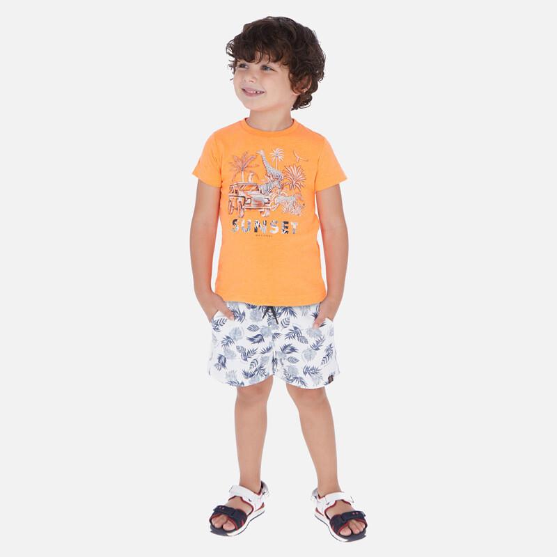 SUNSET Shorts Set 3625 8
