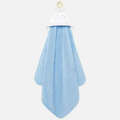 Blue Animal Towel 9723