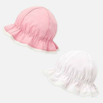 Pink Reversible Hat 9255 - 48