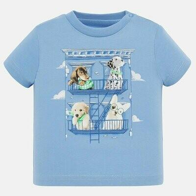 Puppies T-Shirt 1044 12m