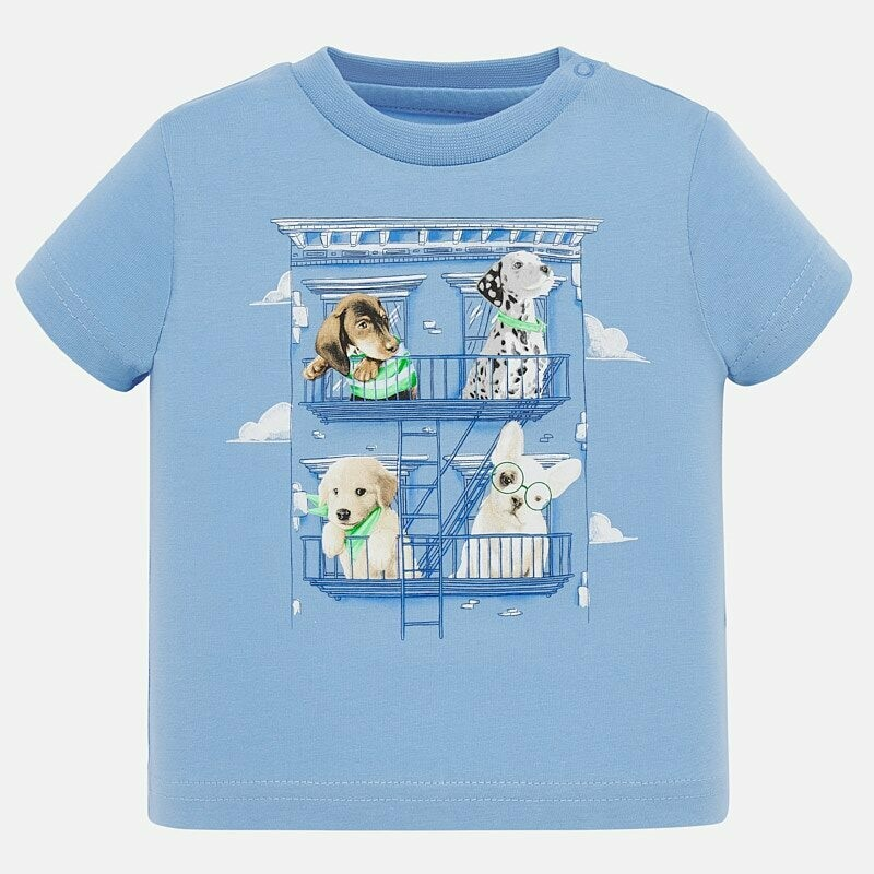 Puppies T-Shirt 1044 9m