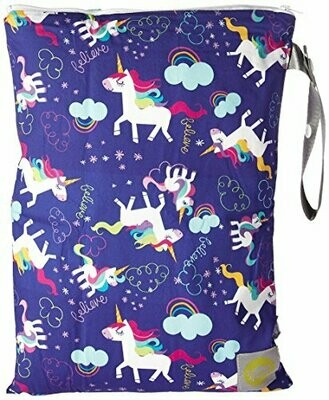 Unicorn Dreams Wet Bag