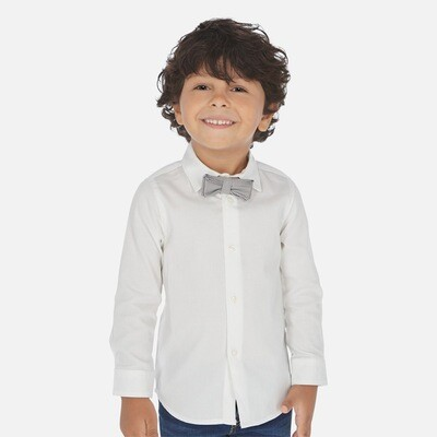 Dress Shirt & Tie 3173 5