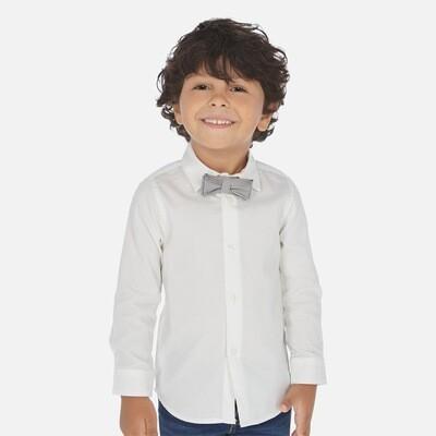 Dress Shirt & Tie 3173 4