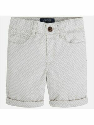 Patterned Shorts 3237-3